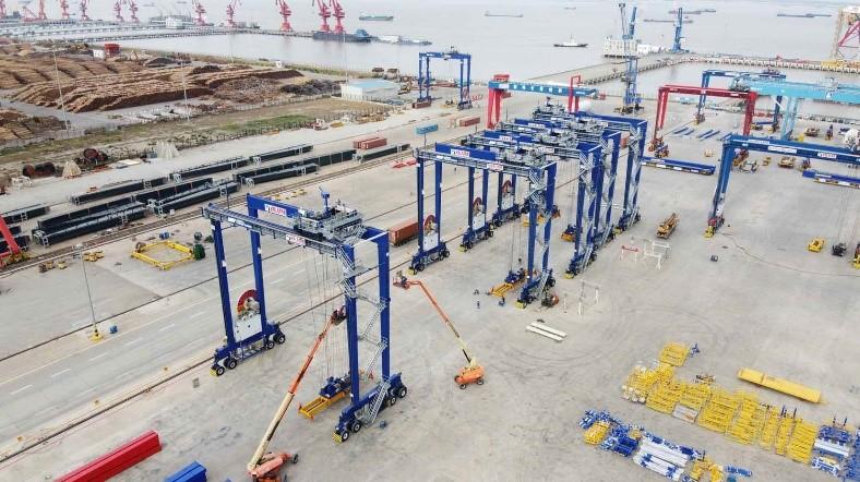 Project Pilgrim at Immingham Docks – £33m Scheme