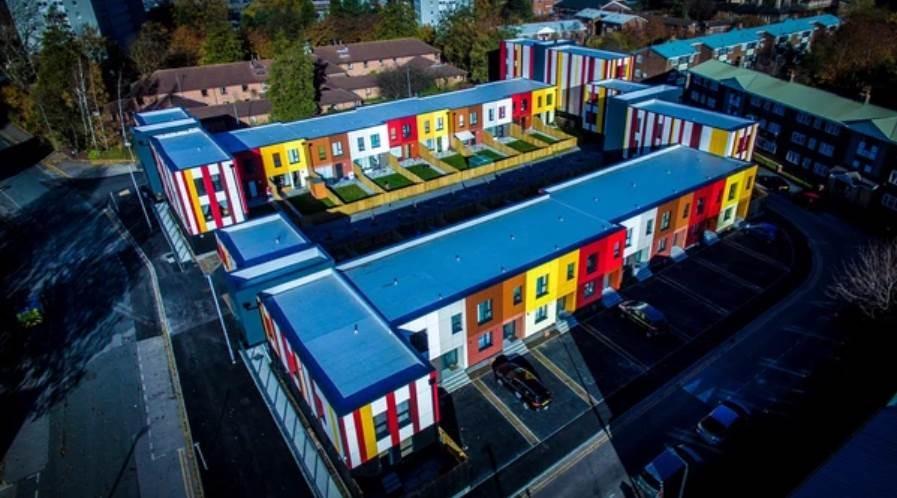 Goodwin Trust Housing Development